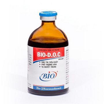 Thuốc BIO-D.O.C 20ML - Đặc trị tiêu chảy, phó thương hàn, tụ huyết trùng
