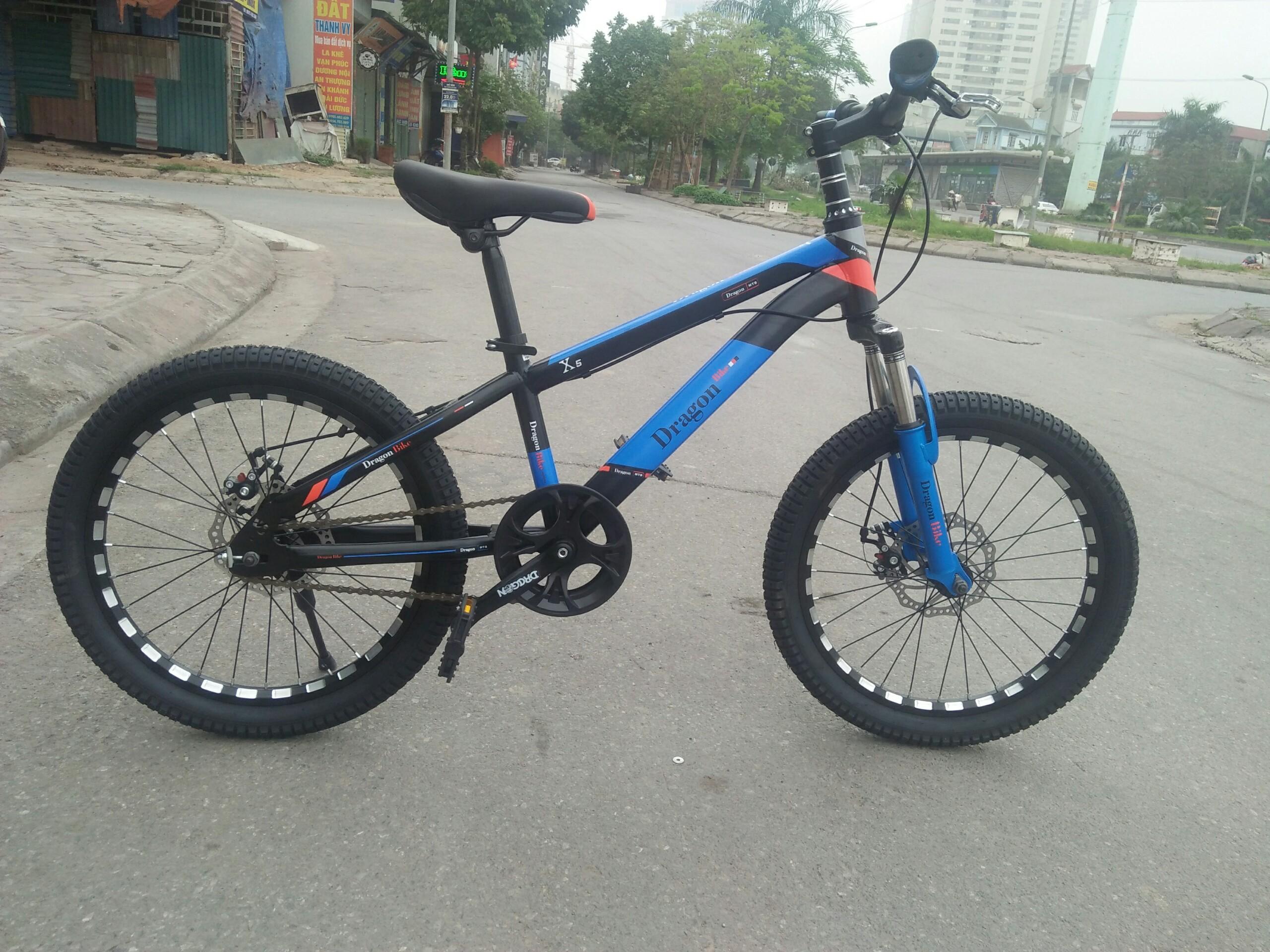 Mua xe đạp thể thao trẻ em DRAGON MTB X5