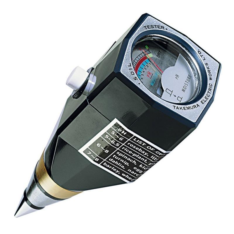 Máy đo pH đất Takemura DM-15