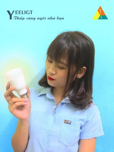 BÓNG ĐÈN THÔNG MINH XIAOMI YEELIGHT LED 1s/ BH 15 ngày