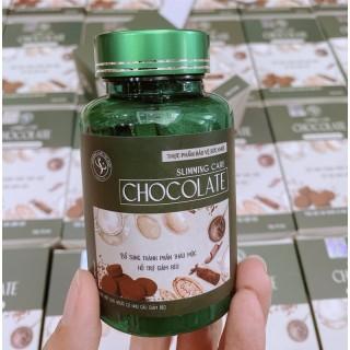 Ke o Socola Giảm Cân Slimming Care Chocolate Chính Hãng Mẫu Mới 2