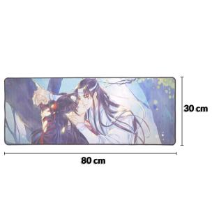 Lót chuột game thủ, Bàn di chuột anime 80x30cm - Ma Đạo Tổ Sư [PKA] [KS43] thumbnail