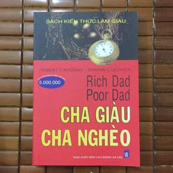 Mua Cha giàu cha nghèo (Tái bản)
