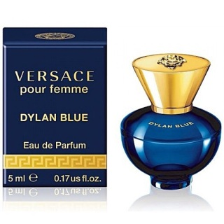 Nước Hoa Versace Pour Femme Dylan Blue Edp - 5ml thumbnail