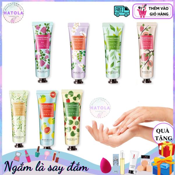 Kem dưỡng ẩm da tay và móng, làm mịn da, ngừa khô tay mùi hương dịu nhẹ, Kem dưỡng da tay Nội Địa Trung HTL-KEMDUONGTAY 01