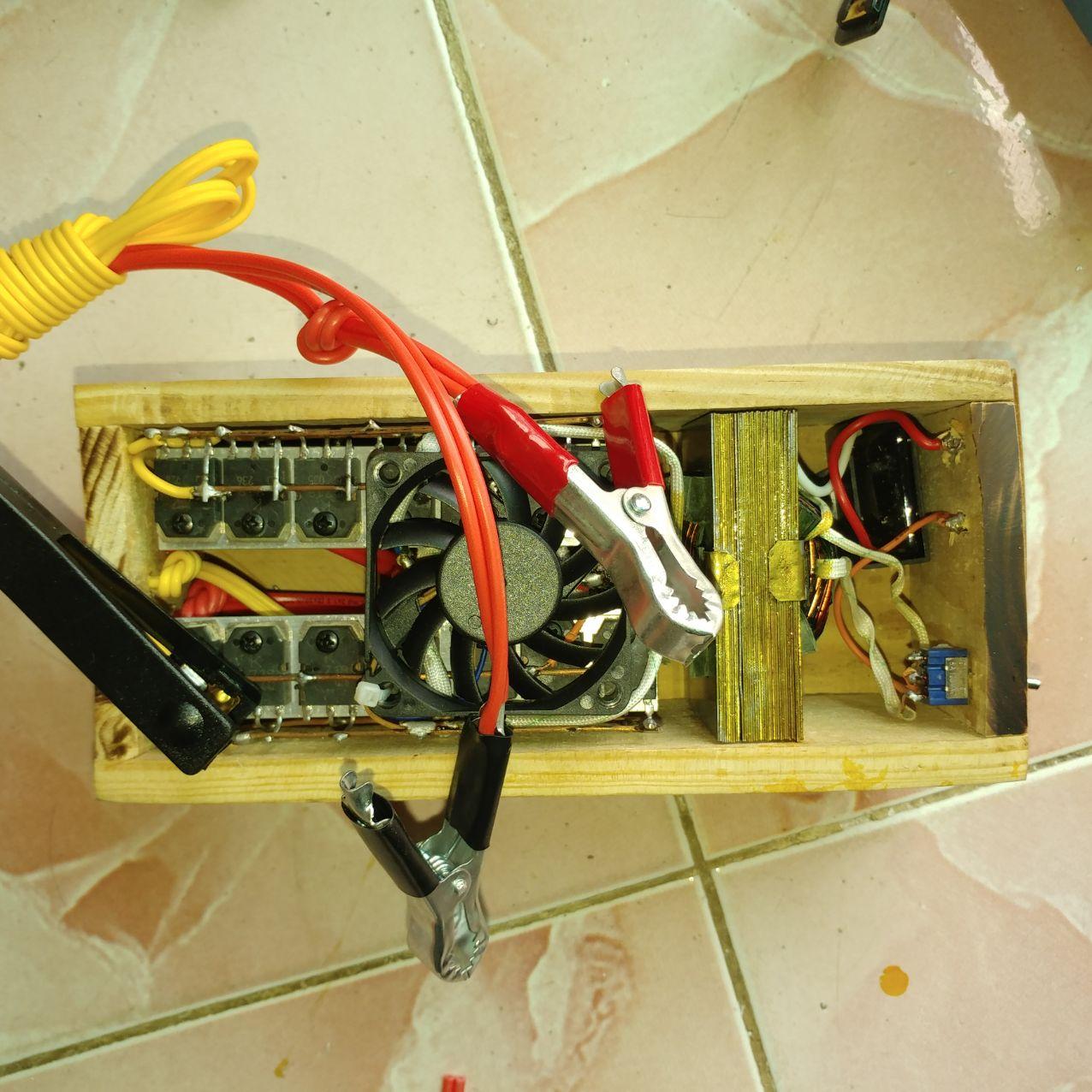máy phát điện phiên bản mới hiệu quả