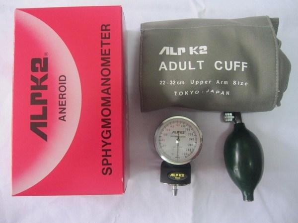 Dụng cụ đo huyết áp cơ ALPK2 Adult Cuff bán chạy