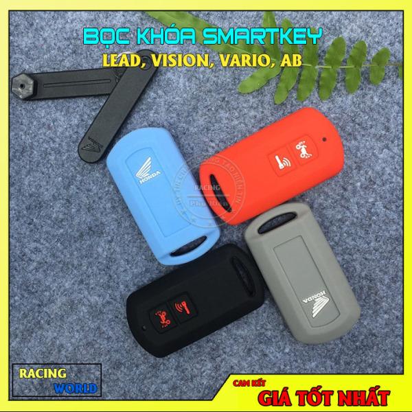 Bọc Chìa Khóa Smartkey LEAD, AIRBLADE, VISION, VARIO 150 Chống Nước, Chống Va Đập