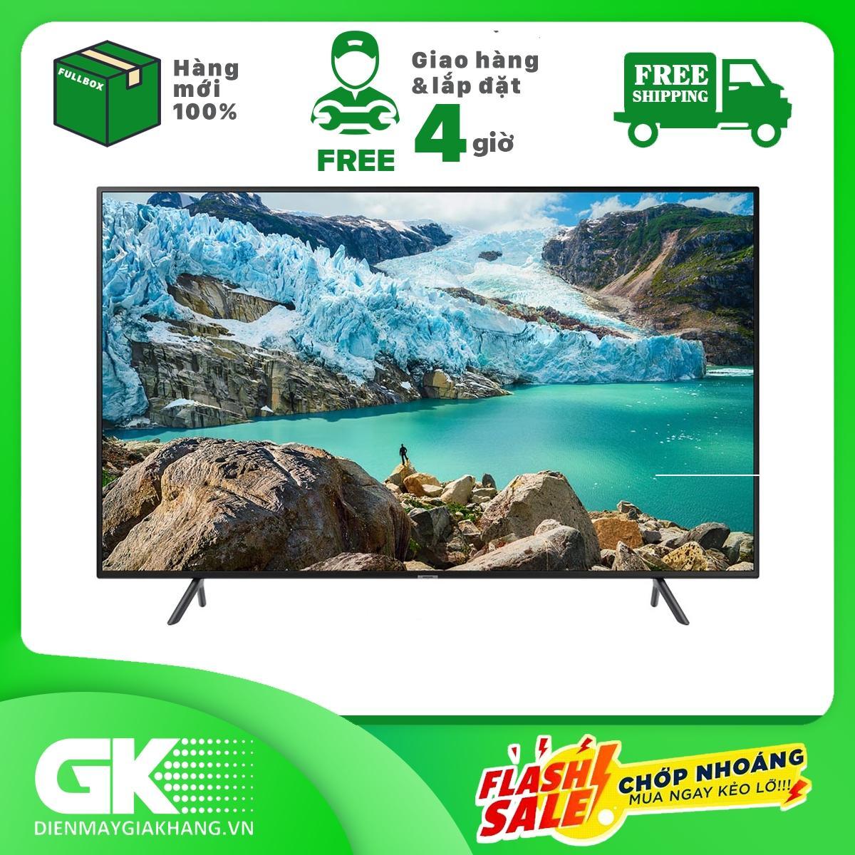 Bảng giá Smart Tivi Samsung 4K 55 inch UA55RU7100
