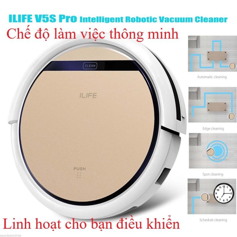 Robot Hút bụi ILIFE V5s pro