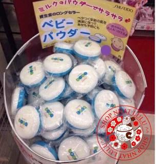 PHẤN RÔM SHISEIDO BABY POWDER PRESSED Nhật bản thumbnail