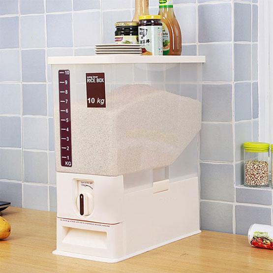 Thùng Đựng Gạo 10kg Thông Minh Xuất Khẩu Tashuan