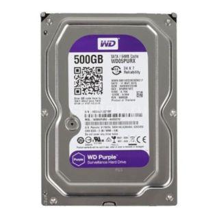 [HCM]Ổ cứng dùng cho Camera WD PURPLE 500GB - BH 2 Năm - 1 đổi 1 thumbnail