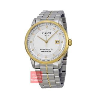 Đồng hồ đeo tay nam Tissot Chronometer T0864082203600 thumbnail