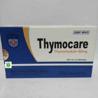 Thymocare tăng sức đề kháng, miễn dịch của cơ thể thumbnail