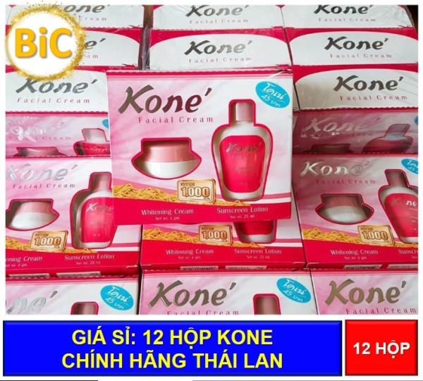 Combo sỉ 12 hộp kem kone Thái Lan CHÍNH HÃNG