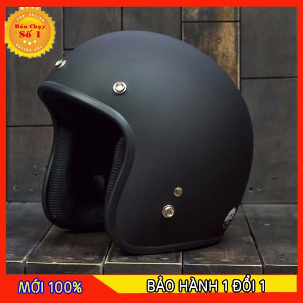 [MIỄN PHÍ VẬN CHUYỂN] Nón Bảo Hiểm 3/4 - nón bảo hiểm đi phượt - nón bảo hiểm thể thao - nón bảo hiểm full face