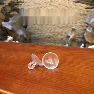 Giác mút cao su dùng để giữ dây sủi dùng cho bể cá trong nhà ( loại tròn ) thumbnail