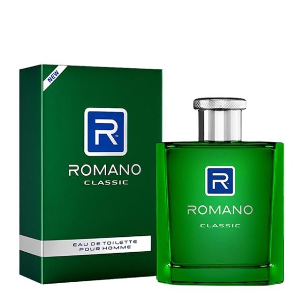 Nước hoa nam cao cấp Romano Classic 100ml