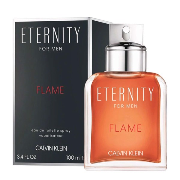 Nước hoa CK Eternity Flame for men 100ml