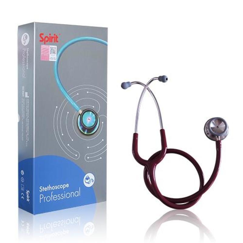 Ống nghe y tế tổng quát 2 mặt Spirit CK-S601PF