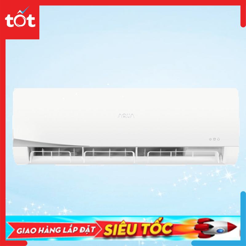 Bảng giá Máy lạnh Aqua 1 HP AQA-KCR9NQ-S