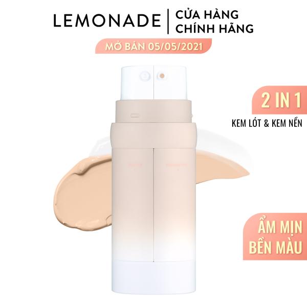 Kem nền Lemonade Perfect Couple Dual Foundation 30g nhập khẩu