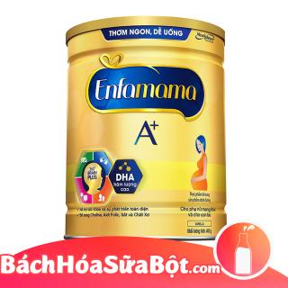 Sữa bột Enfa Mama A+ hương Vani 400g (Dành cho phụ nữ mang thai) thumbnail