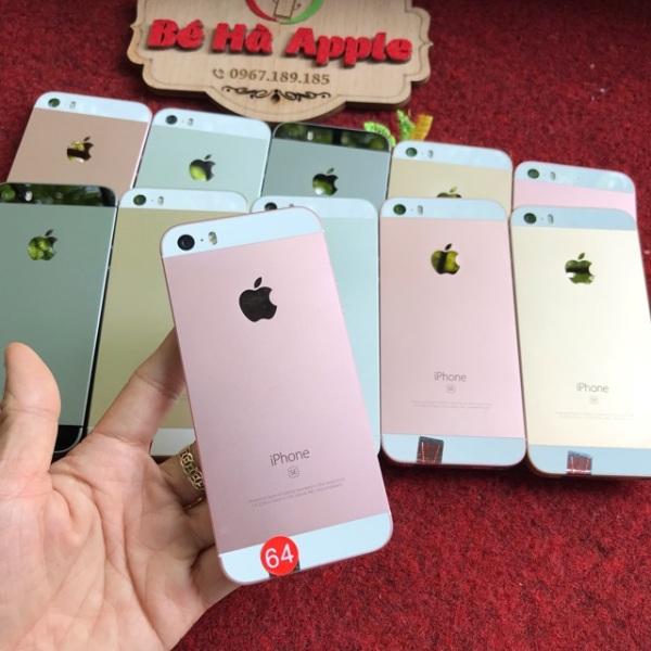 Điện Thoại Iphone SE Quốc tế 64GB Zin Đẹp 99% chính hãng Apple