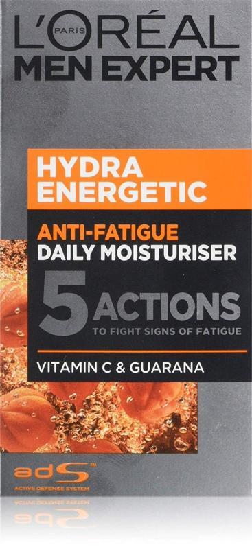 Kem dưỡng ẩm 5 tác động cho nam LOreal Men Expert Hydra Energetic Anti-Fatigue Moisturiser 50 ml