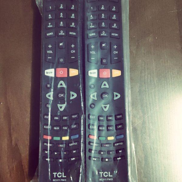 Bảng giá Remote điều khiển tivi TCL RC311FM13