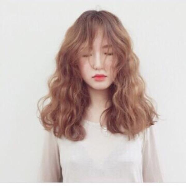Tóc giả cả đầu ❤️FREESHIP 😍 tóc giả nguyên đầu xù lửng- mã 8184