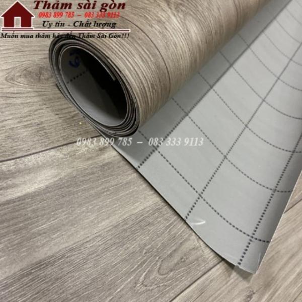 Simili Trải Sàn gỗ nhám khổ 2m x 0.5m VIỆT NAM