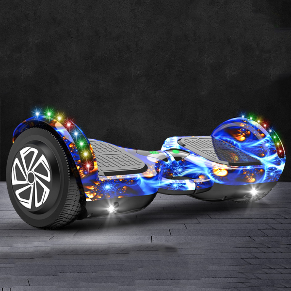 Mua Xe cân bằng tự động màu xanh phượng hoàng với chế độ chống rung