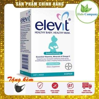 Bayer Elevit Breastfeeding Vitamin Tổng Hợp Sau Sinh 60v thumbnail
