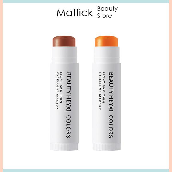 Son dưỡng môi có màu Heyxi giữ ẩm làm mềm môi HSD1 Maffick cao cấp
