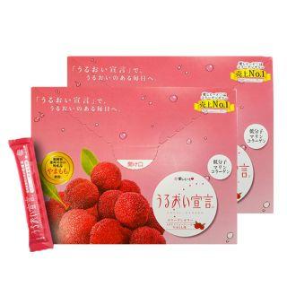 Thạch Bổ Sung Collagen Vị Dâu Rừng Aishitoto Collagen Jelly Bayberry (30 gói) thumbnail
