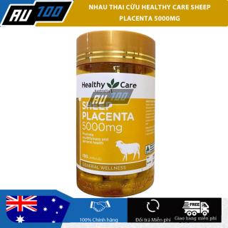 [FREESHIP] Nhau thai cừu Healthy Care Sheep Placenta 5000mg - HÀNG ÚC [ Giúp tăng cường sức khỏe, ngăn cản quá trình lão hóa, mang lại làn da căng bóng tươi sáng và mịn màng] - AU100 thumbnail