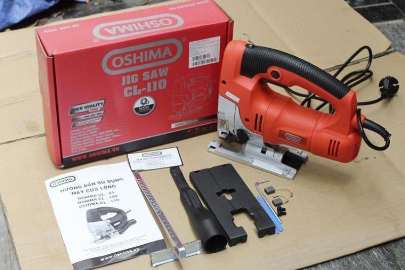 Máy cưa lọng mini cầm tay Oshima CL 110