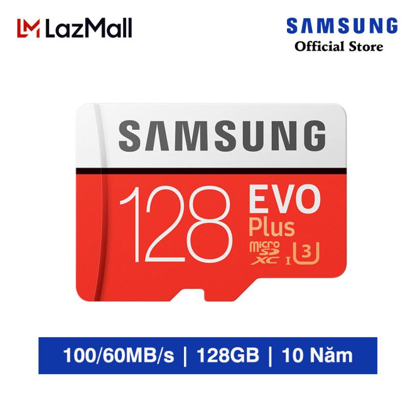 Thẻ nhớ Samsung Evo Plus 128GB Chính Hãng