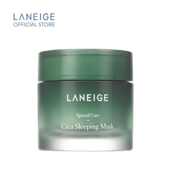 Mặt nạ ngủ giúp phục hồi và tăng cường hàng rào bảo vệ da Laneige Cica Sleeping Mask 60ml tốt nhất