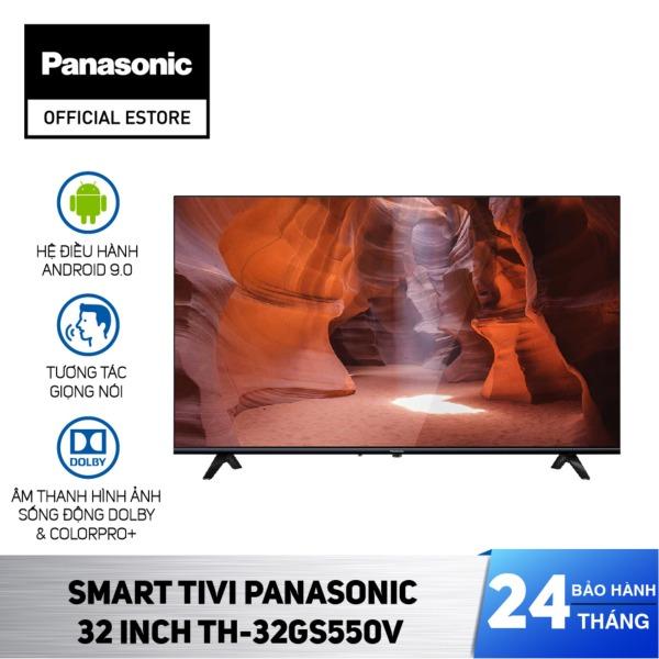Bảng giá [CHỈ GIAO TẠI HCM] - [Sưu tầm voucher giảm thêm 400k] Smart Tivi Panasonic TH-32GS550V - Android 9.0 - LED HD - 32 Inch - Hàng Chính Hãng