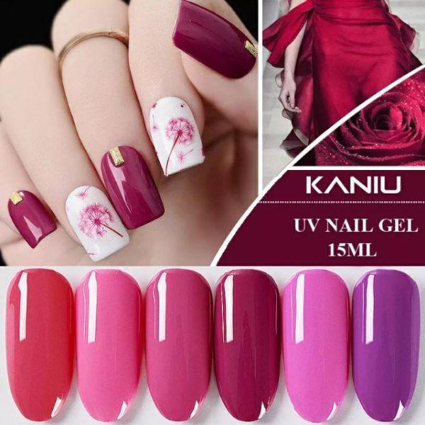 Sơn gel Kaniu [set hẹn ước của hoa hồng], sản phẩm tốt, chất lượng cao, cam kết như hình, độ bền cao, xin vui lòng inbox shop để được tư vấn thêm về thông tin chi tiết sản phẩm