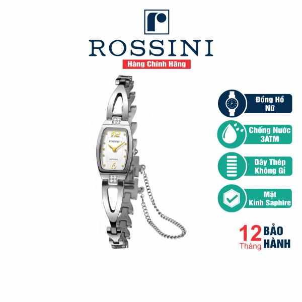 Đồng Hồ Nữ Cao Cấp Rossini - 1424W01D - Hàng Chính Hãng bán chạy