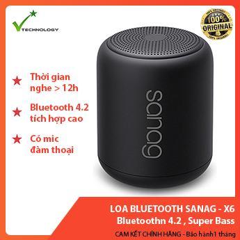 Loa Bluetooth Sanag X6
