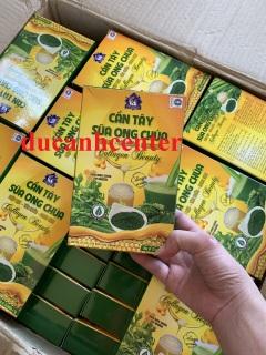 Cần tây sữa ong chúa collagen , mật ong giảm cân anh cấp tốc hiệu quả hộp 15 gói , giảm cân nhanh đẹp dáng , đẹp da HSD 2023 8
