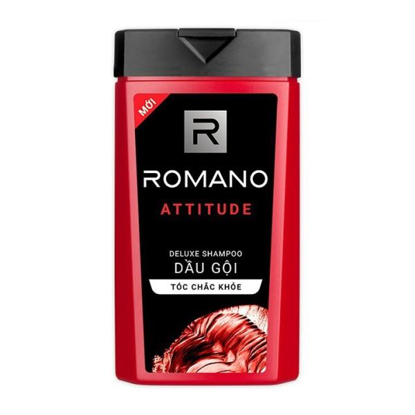 Dầu gội cao cấp Romano Attitude 380gr nồng ấm cá tính tóc chắc khỏe giá rẻ