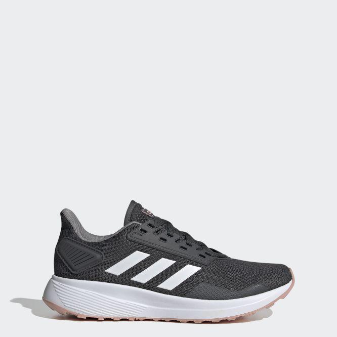 adidas RUNNING Giày Duramo 9 Nữ Màu xám EG8672 giá rẻ