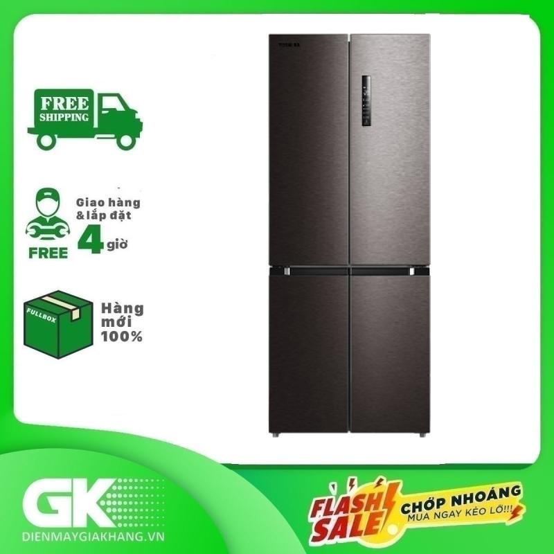 Bảng giá Tủ Lạnh Toshiba Inverter 511 Lít GR-RF610WE-PMV(37)-SG Điện máy Pico