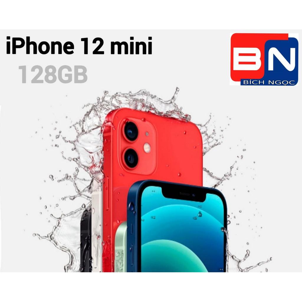 [Trả góp 0%]Điện thoại Apple iPhone 12 MINI bản 128GB - Hàng new 100% chưa kích hoạt